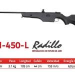 Rifles Mendoza RM-450