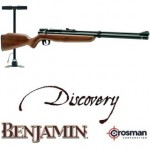 Benjamin Discovery + Bomba